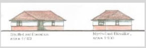 Plot with planning permission Bournemouth