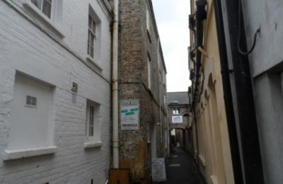 Bridport, commercial investment with residential potential