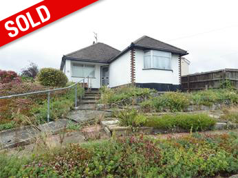 Hythe Road Bungalow in need of modernisation with development potential