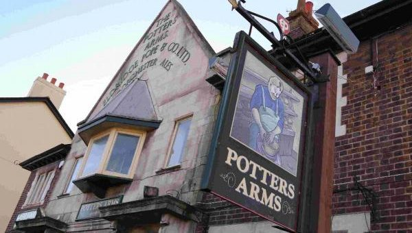 Planning Permission Submitted at the Potters Arms Poole