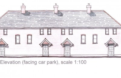Land with planning permission Seaview Road Parkstone