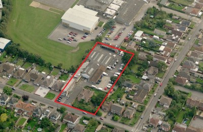 Southampton 1.2 Acre Site with Planning Permission