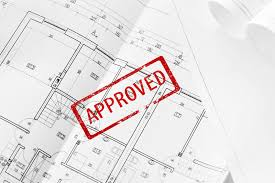 Poole – site with planning permission for 2 houses