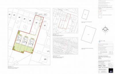 Building Plot with Planning Permission – Parkstone